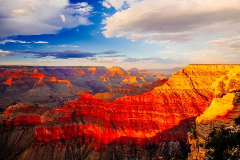Grand Canyon South Rim Tagesausflug von Sedona
