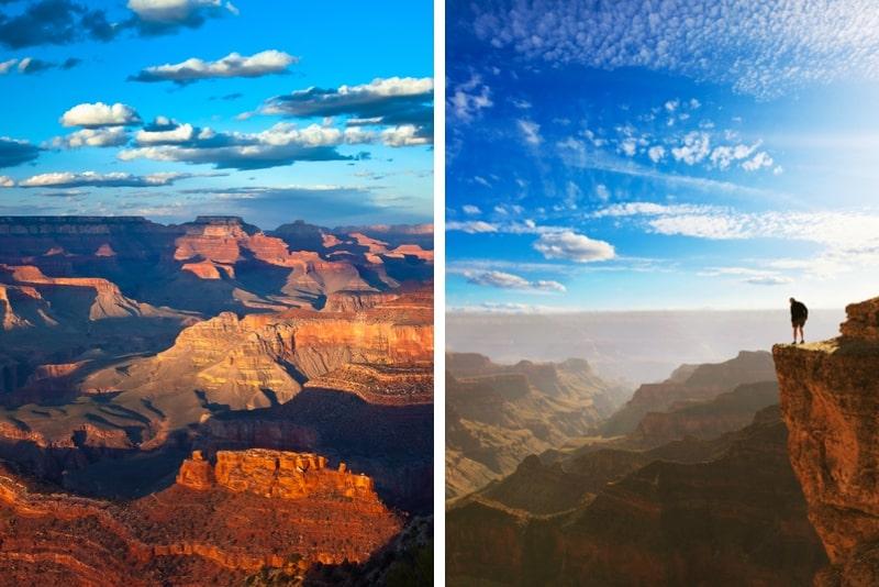 Grand Canyon Erlebnistour mit Luxus Trekker ab Sedona