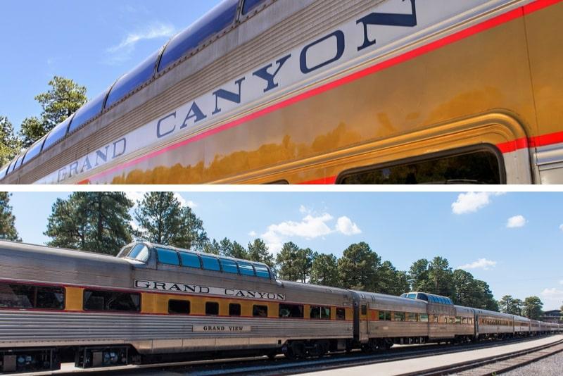Grand Canyon Railway Abenteuerpaket
