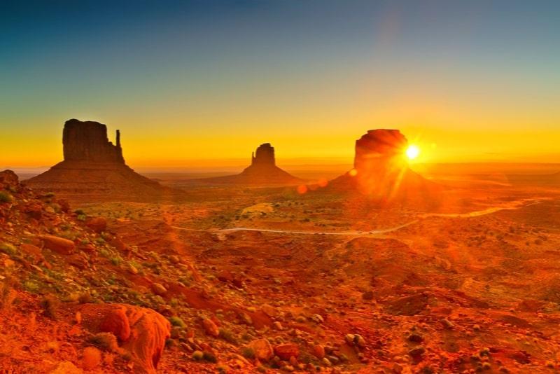 Grand Canyon über Sedona und Navajo Reservation