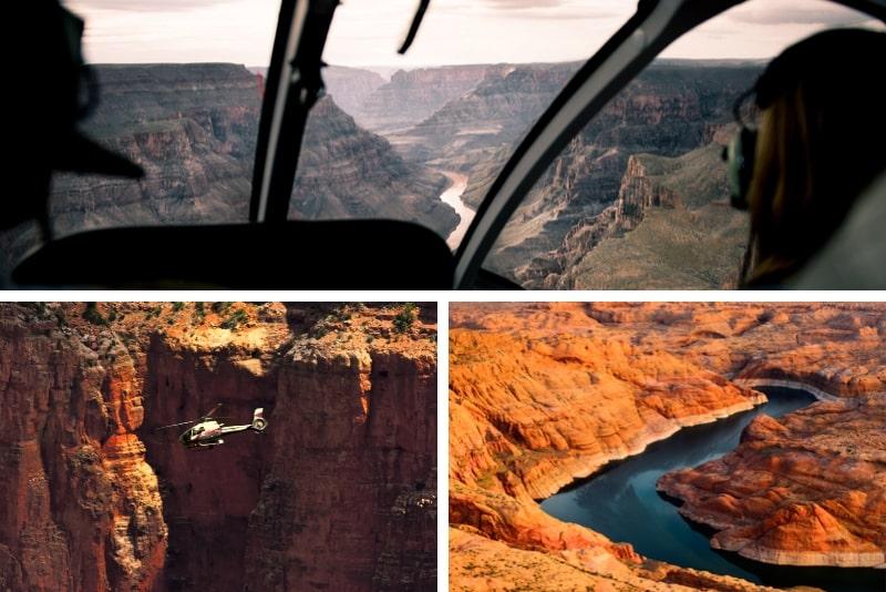Grand Canyon All-Inclusive Flugzeug-, Hubschrauber- und Flusskreuzfahrt