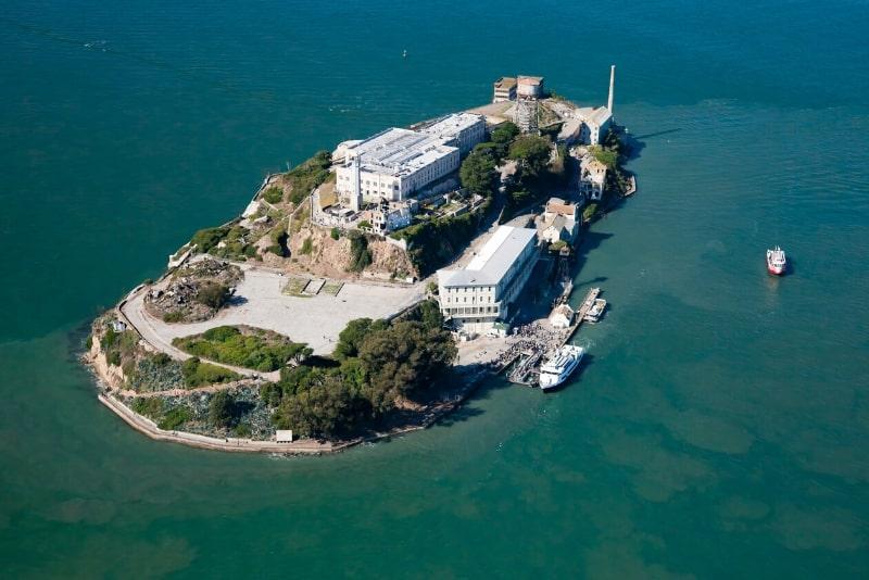 Alcatraz boat tours
