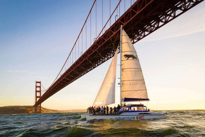 All-day sail tours