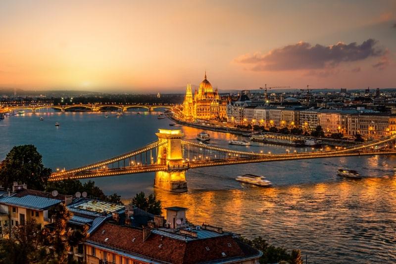Budapest craft beer cruise