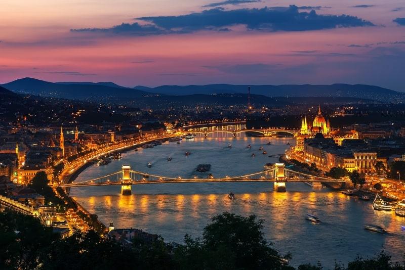 Budapest river cruises travel tips