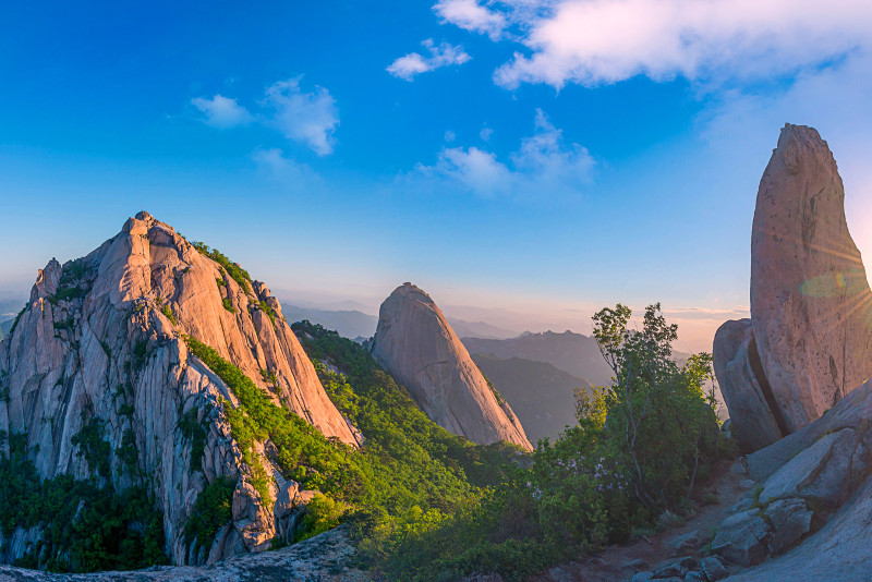 Bukhansan National Park day trips from Seoul