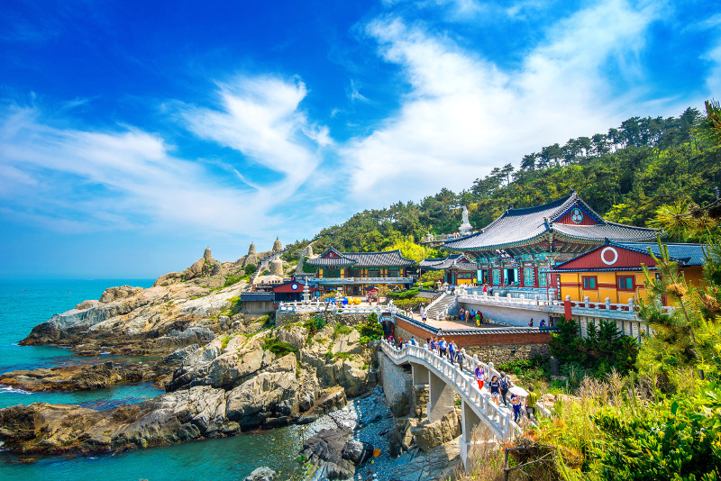 Busan day trips from Seoul
