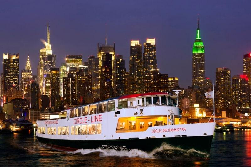 Harbor lights cruises