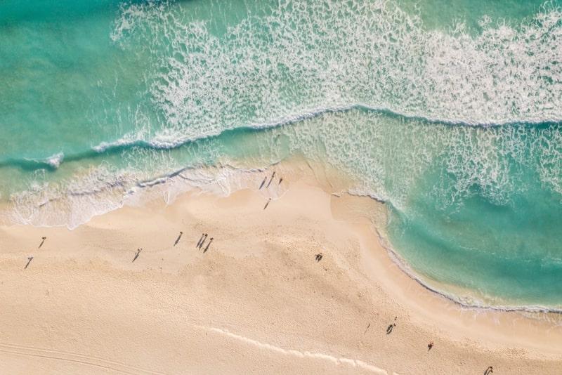 Isla Blanca - Cancun Ausflüge