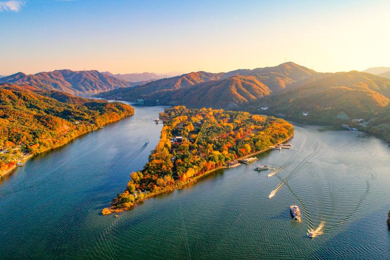 Nami Island day trips from Seoul
