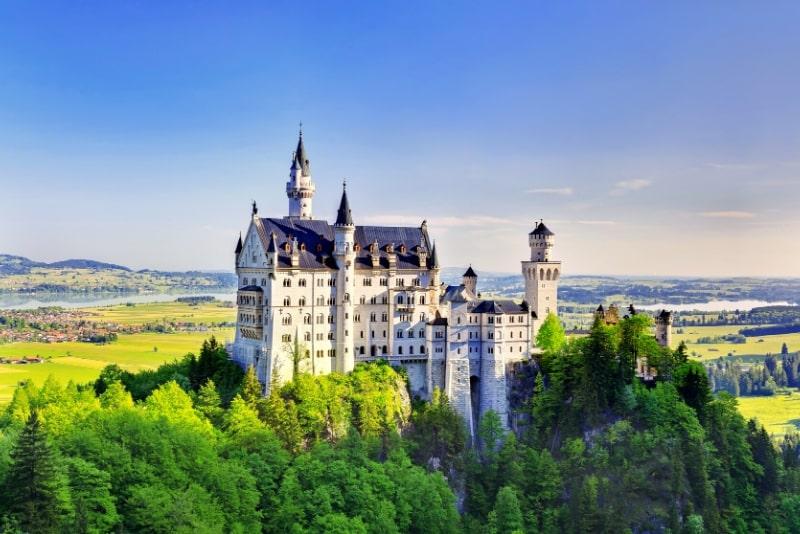 Schloss Neuschwanstein Tickets Wenn Ausverkauft Tourscanner