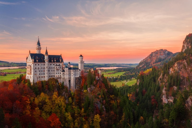 Neuschwanstein Castle travel tips
