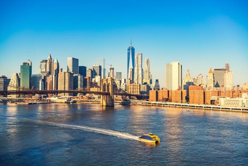 Taxi acuático de Nueva York