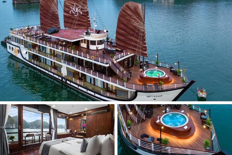 Orchid Ha Long Cruise #5 Halong Bay luxury cruises