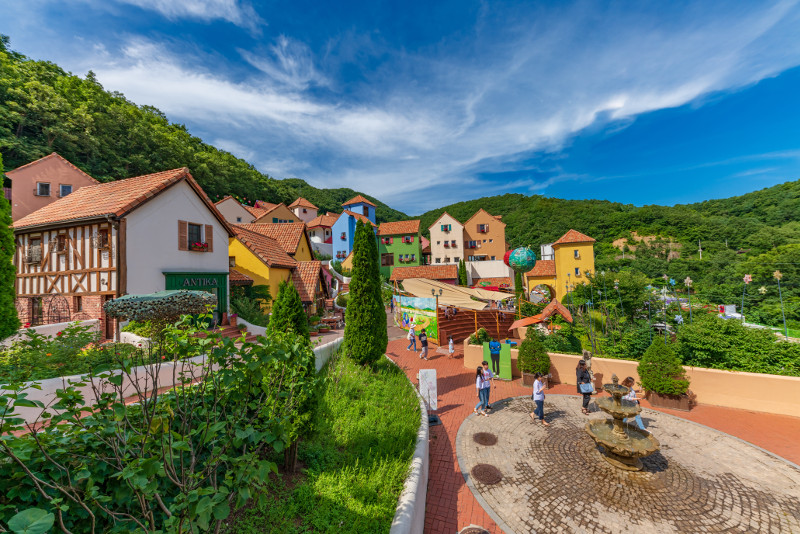 Petite France day trips from Seoul