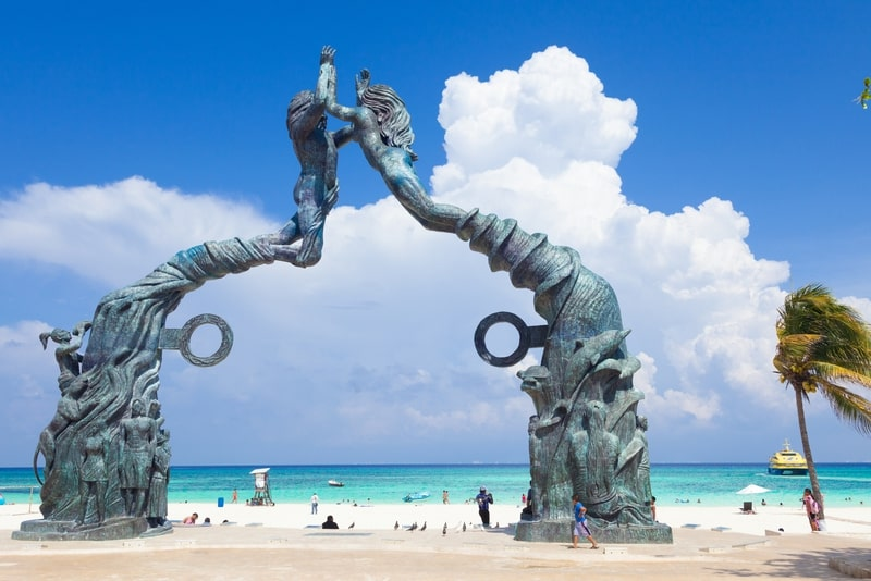 Playa del Carmen - Cancun Ausflüge