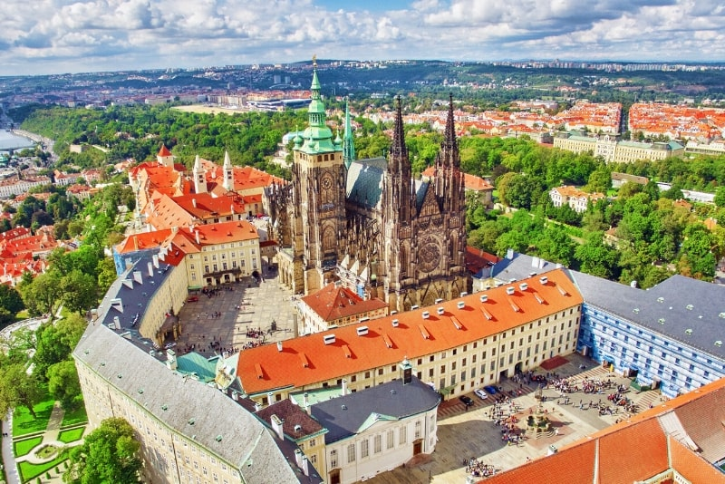 Prague Castle tickets price
