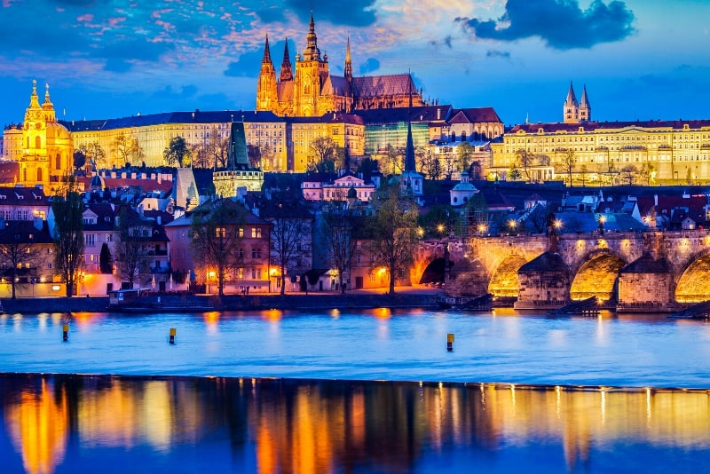 Consigli di viaggio sul Castello di Praga