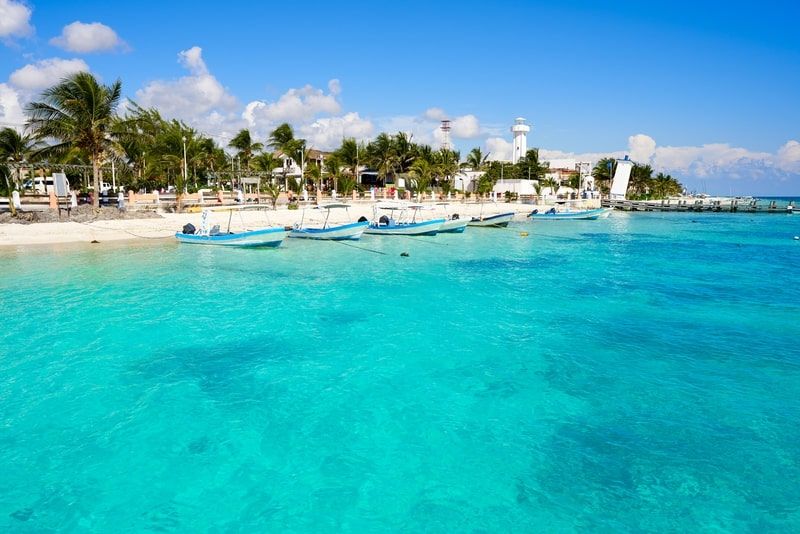Puerto Morelos Nationalpark - Cancun Ausflüge