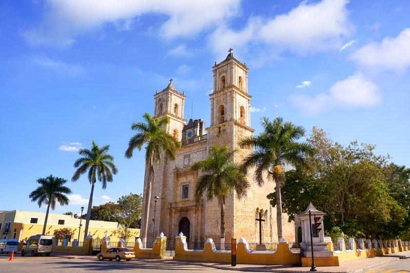 Valladolid - Cancun Ausflüge