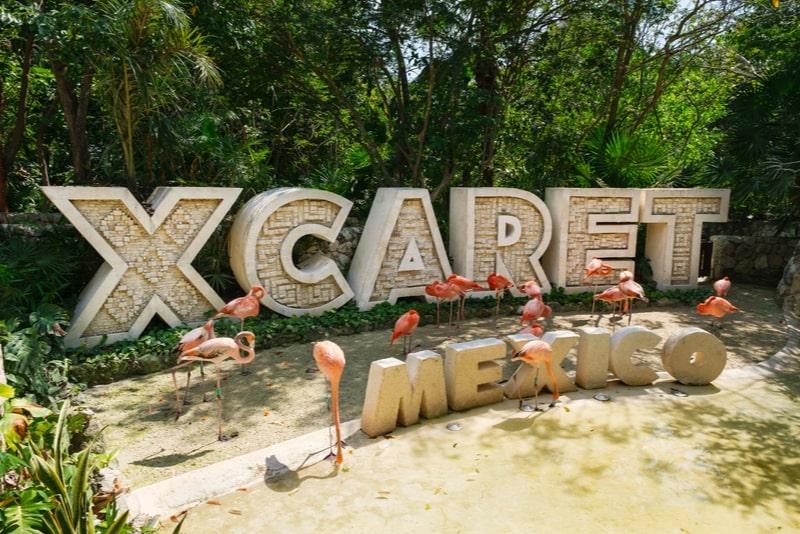 Xcaret Park - Cancun Ausflüge