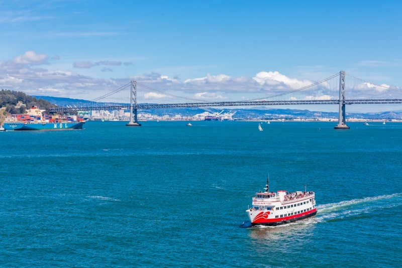 San Francisco Boat Tours - Which One Is Best? - TourScanner