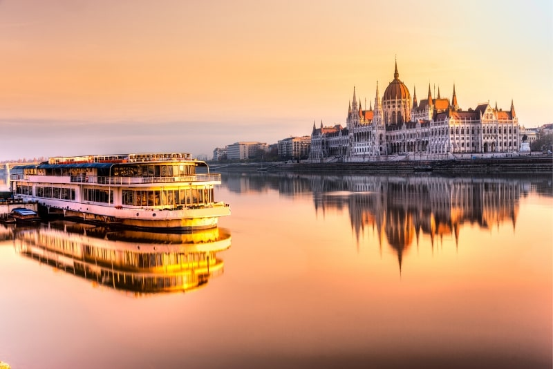 best time to go on a Budapest cruise