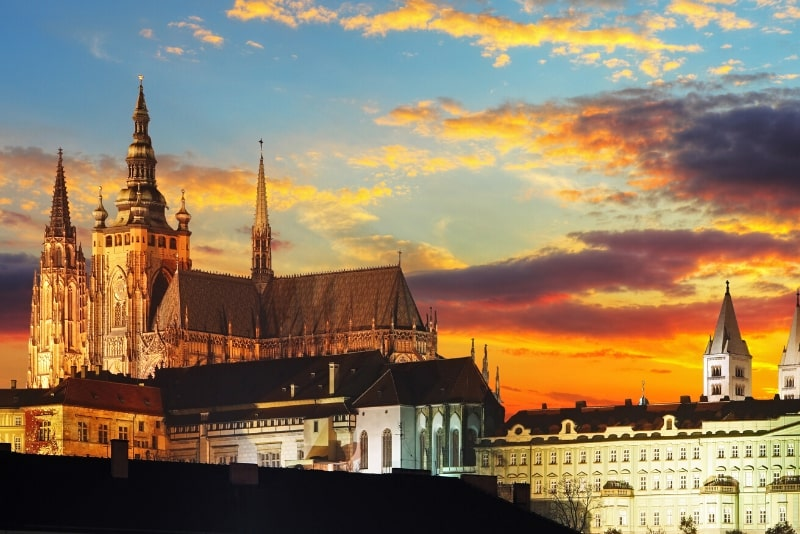 best time to visit Prague Castle