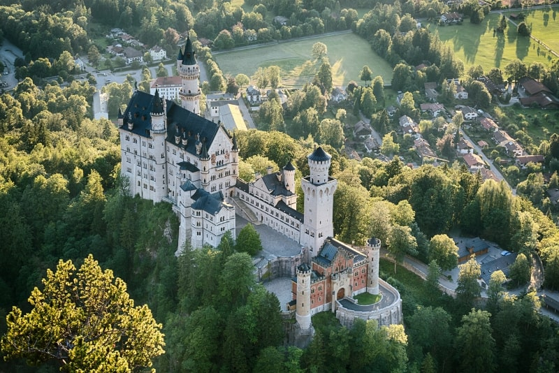 book Neuschwanstein Castle tickets in advance