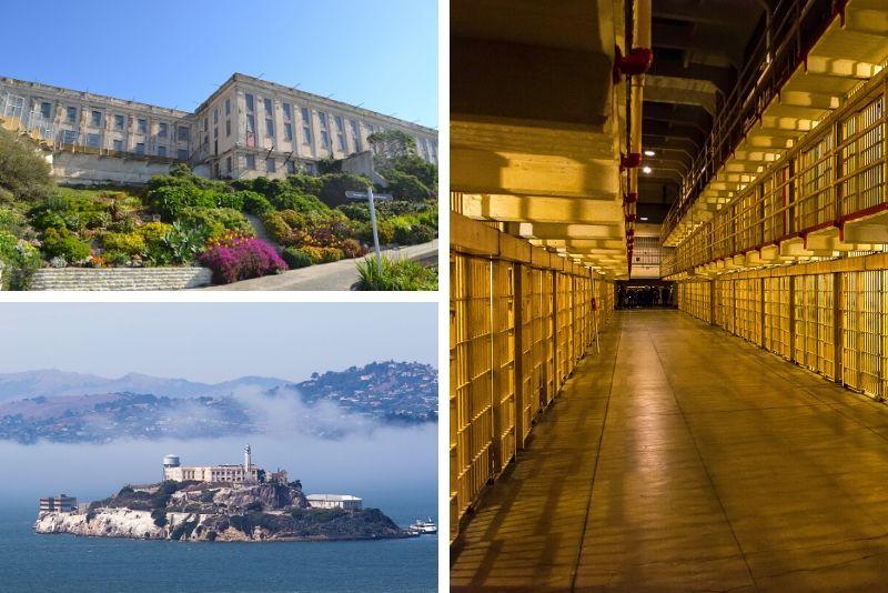 Excursión a la isla de Alcatraz