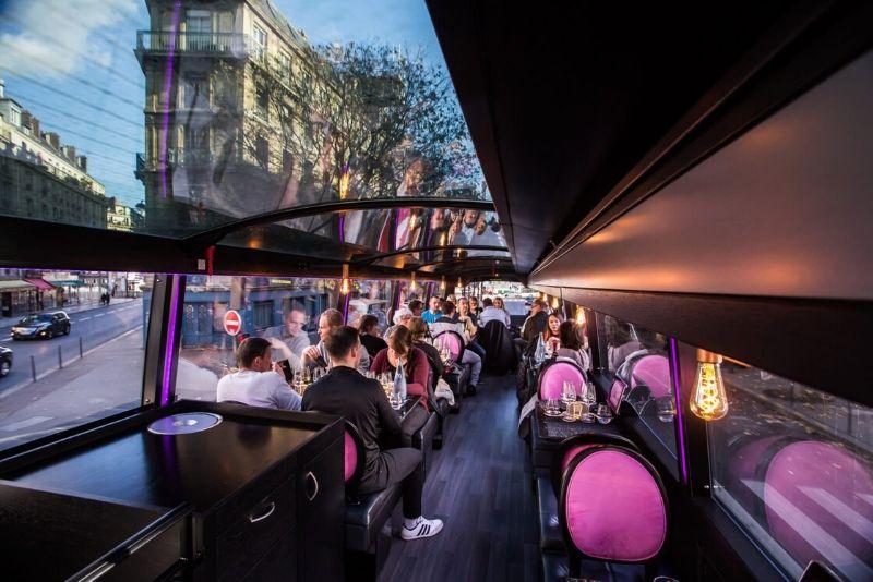 Restaurante Bus Toque