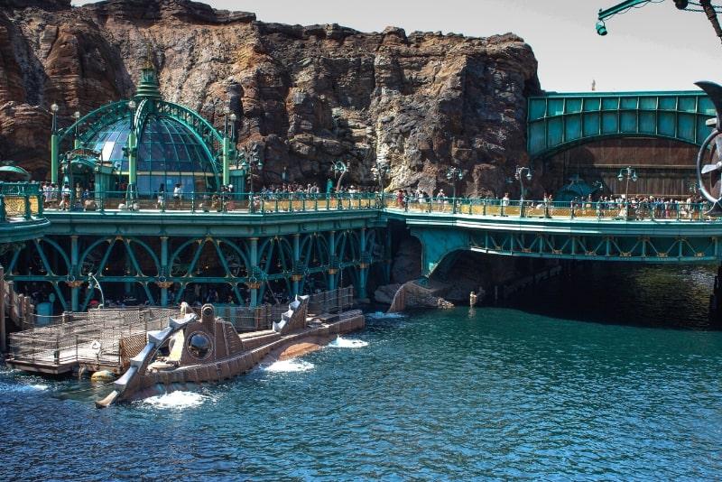Disneyland Tokyo attractions