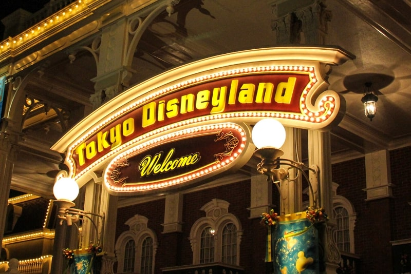 Disneyland Tokyo how to get there