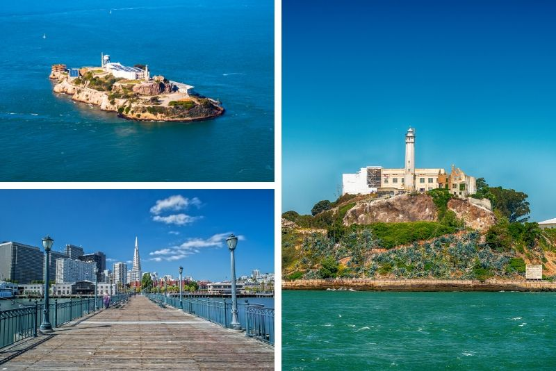 Half-Day Golden Gate Catamaran Cruise & Alcatraz Visit