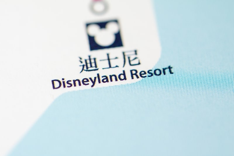How to get to Disneyland Hong Kong