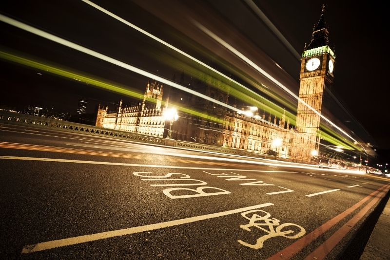 London Evening Bike Tour with Beer Tasting
