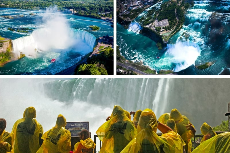 Niagara Falls 2-Day Tour by Bus from New York City