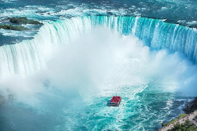 Niagara Falls Tagestour ab Toronto
