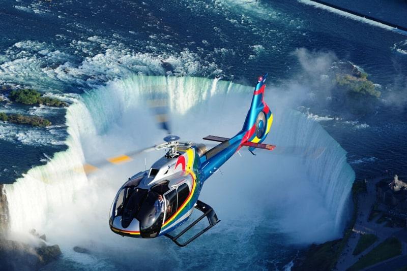 Niagara Falls Hubschraubertour