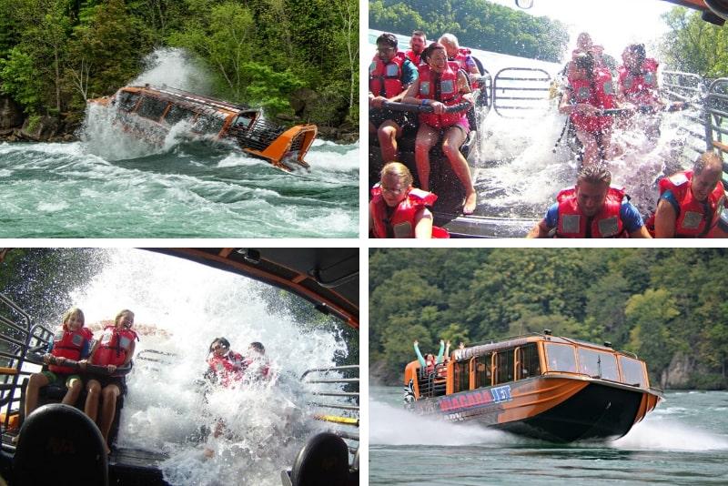 Niagara Falls Jetboot Tour