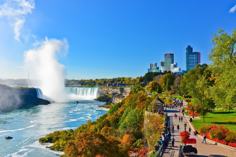 Niagara Falls Private Tour from Toronto