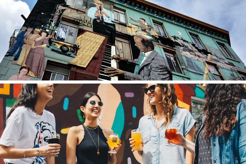 San Francisco: Food and Street Art of the Mission