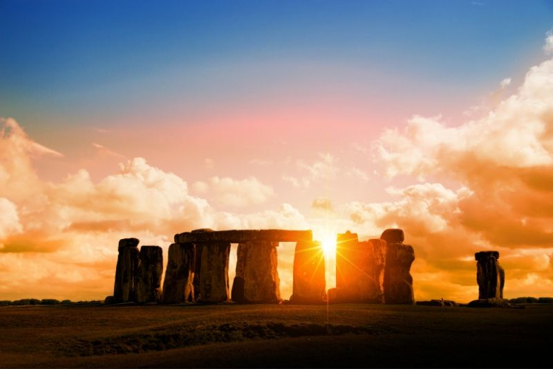 Stonehenge Special Access Evening Tour from London
