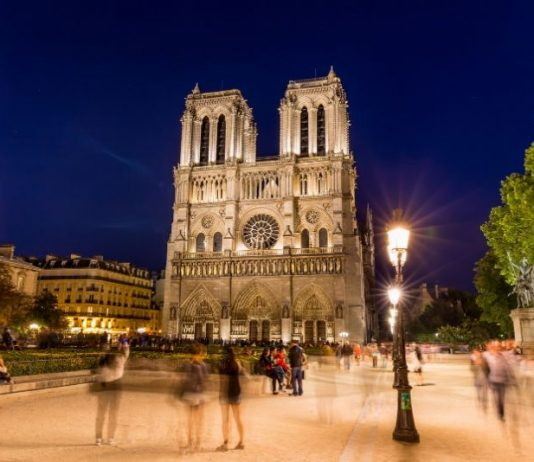 best Paris night tours