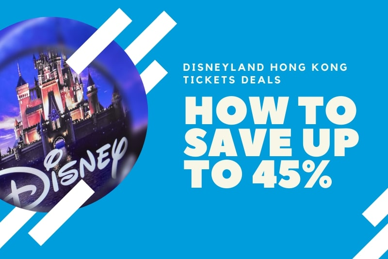 cheap Disneyland Hong Kong tickets