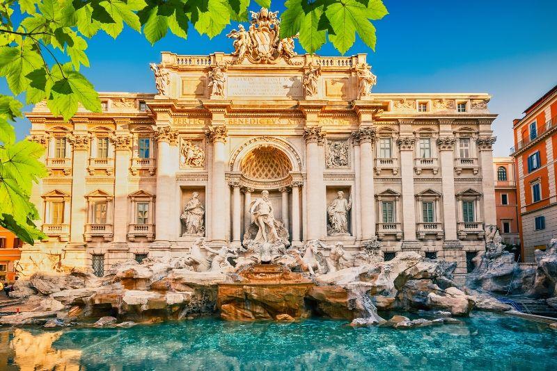 Recorrido a pie por lo mejor de Roma con la Plaza de España, la Fontana de Trevi y el Panteón