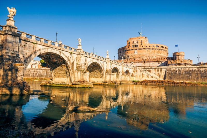 Tour Castel Sant Angelo