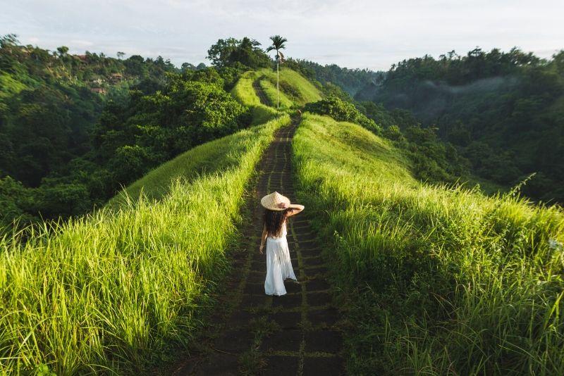 Luoghi del centro di Bali per foto Instragram