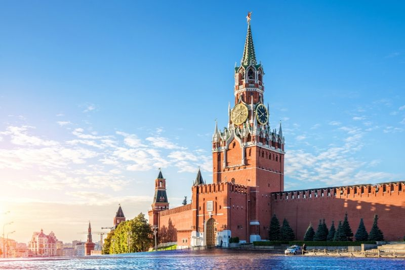 Kremlin guided tours