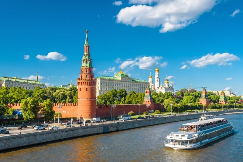Kremlin (Moscow) Tickets Price – All you Need to Know